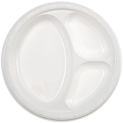 10.25inch Plate / White