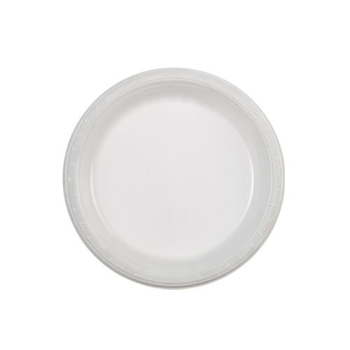 7inch Plate / White