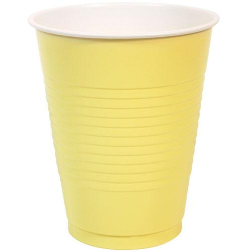 18oz Cup / Yellow