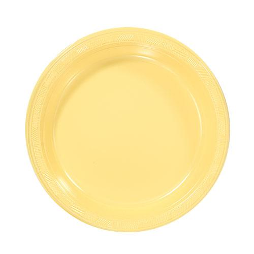 Premium Heavy Weight Plastic Dinnerware<br/>Size Options: 18oz Cup and 7inch Plate