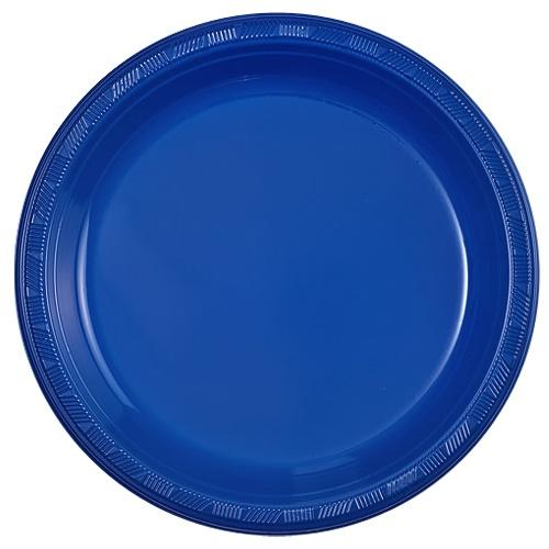 10inch Plate / Blue