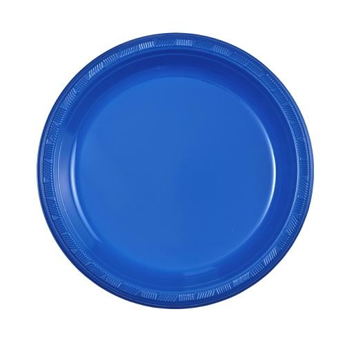 9inch Plate / Blue