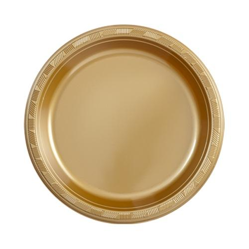 9inch Plate / Gold