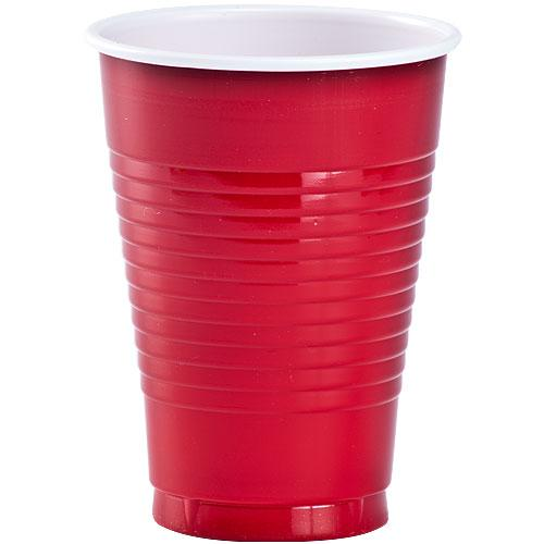 12oz Cup / Red