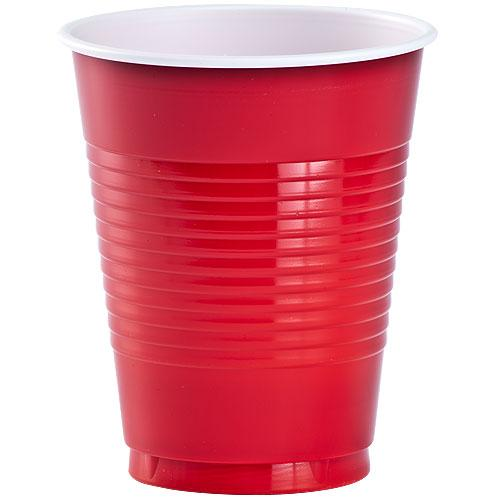 18oz Cup / Red