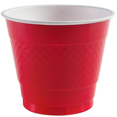 9oz Cup / Red