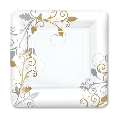 Lunch Napkin / Belle Vite Shimmer