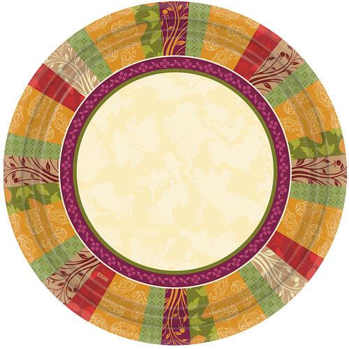 10inch Plate / Fall Expression