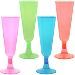 Plastic Neon Cup<br/>Size Options: 5oz Cup and 12oz Margarita Cup