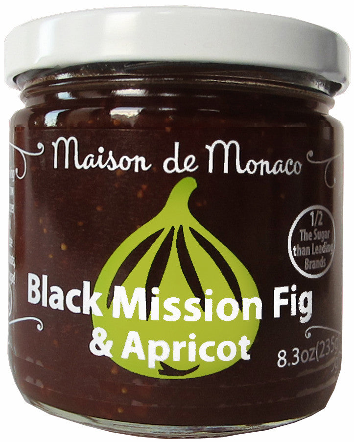 Black Mission Fig & Apricot