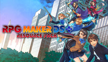 Load image into Gallery viewer, RPG Maker DS+ Resource Pack