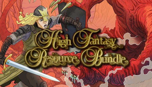 High Fantasy Resource Pack