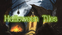 Load image into Gallery viewer, Halloween Tiles Resource Pack
