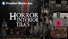 Load image into Gallery viewer, Frontier Works: Horror Interior Tiles