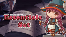 Load image into Gallery viewer, RPG Maker MV: Essentials Set