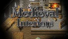 Load image into Gallery viewer, Medieval: Interiors