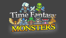 Load image into Gallery viewer, Time Fantasy: Monsters