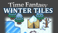 Load image into Gallery viewer, Time Fantasy: Winter Tiles