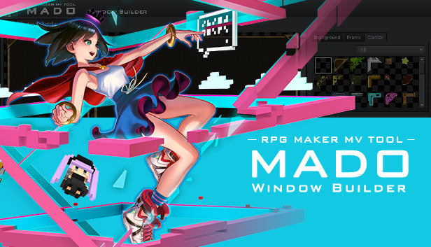 MADO Window Builder