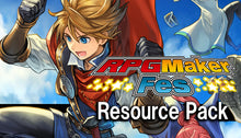 Load image into Gallery viewer, RPG Maker FES Resource Pack