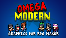 Load image into Gallery viewer, Omega Modern Graphics Pack