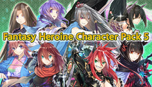 Load image into Gallery viewer, Fantasy Heroine Character Pack 5