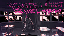 Load image into Gallery viewer, Visustella School Horror Vol 1