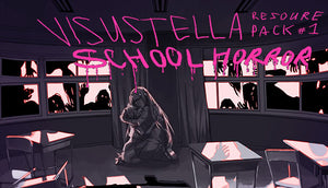 Visustella School Horror Vol 1