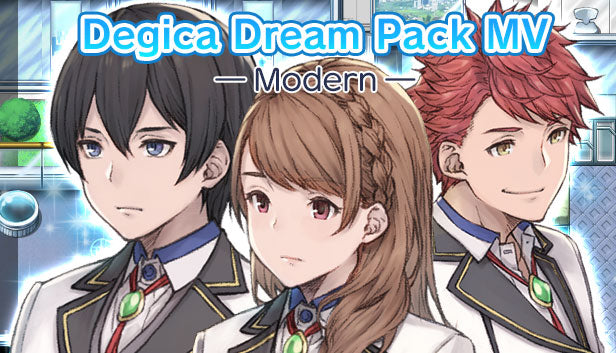 Degica Dream Pack MV ー Modern