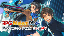 Load image into Gallery viewer, RPG Maker DS+ Resource Pack for MV