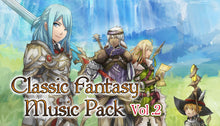 Load image into Gallery viewer, Classic Fantasy Music Pack Vol 2