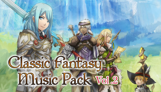 Classic Fantasy Music Pack Vol 2