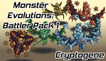 Load image into Gallery viewer, Monster Evolutions: Battler Pack 1
