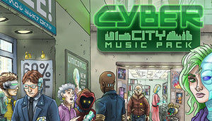 Cyber City Music Pack