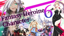 Load image into Gallery viewer, Fantasy Heroine Character Pack 6