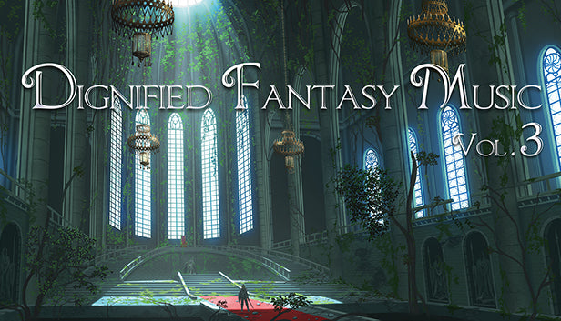 Dignified Fantasy Music Vol.3 - Symphonic