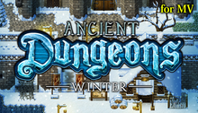 Load image into Gallery viewer, Ancient Dungeons: Winter for MV