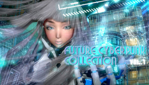 Future Cyberpunk Collection Vol.1