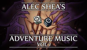 Alec Shea's Adventure Music Vol 1