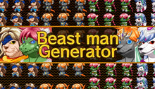 Load image into Gallery viewer, Beast man Generator