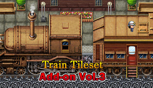 Add-on Vol.3: Train Tileset DLC