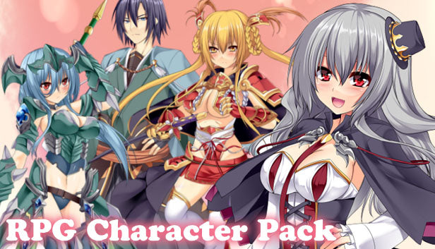 RPG Character Pack