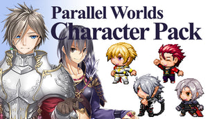 Parallel Worlds Character Pack