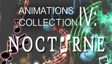 Load image into Gallery viewer, Animations Collection 4 - Nocturne