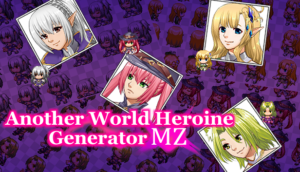 Another World Heroine Generator for MZ