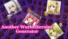Load image into Gallery viewer, Another World Heroine Generator
