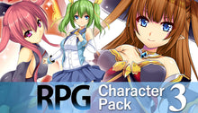 Load image into Gallery viewer, RPG Character Pack 3