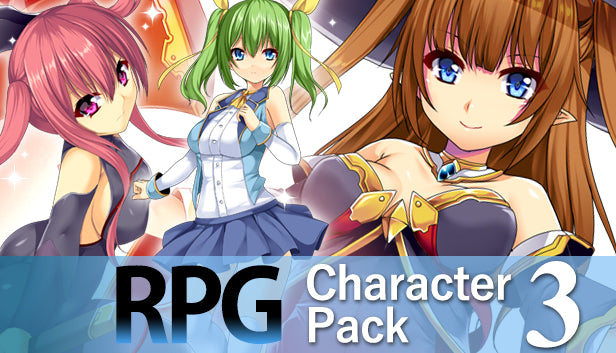 RPG Character Pack 3
