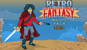 Retro Fantasy Music Pack Vol 2
