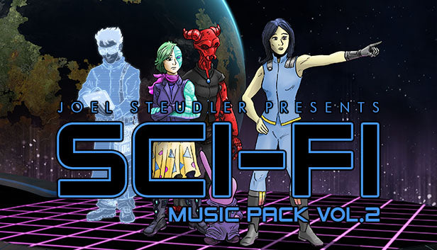 Sci-Fi Music Pack Vol. 2